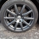 Alloy Wheel Polishing Swansea