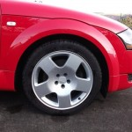 Alloy Wheel Refurbishment Swansea