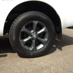 Alloy wheel polishing